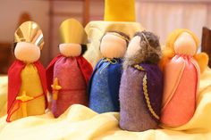 Puppets by SarabellaE / Sara / Love in the Suburbs, via Flickr