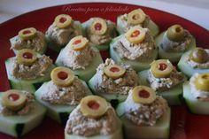 Receitas para a Felicidade!: Patê de Atum e Anchovas
