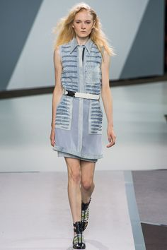 See the complete 3.1 Phillip Lim Spring 2013 Ready-to-Wear collection.