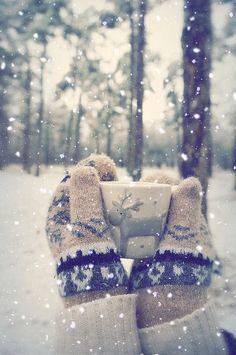 Winter  Love  on We Heart It