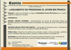ÁJAX - NOTÍCIAS: PROGRAMA ID JOVEM EM FRANCA/SP