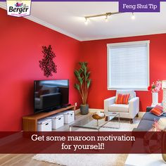 Feng Shui Tips For Home, Flat Screen, Home Decor, Colour, Motivation, Life, Home, Homemade Home Decor, Flat Screen Display