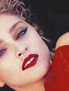 '85 Hawaii Close Up By Herb Ritts