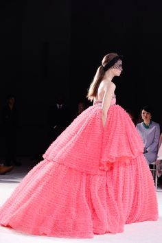 Giambattista Valli {Spring/Summer 2015 Couture} made famous by bad gal riri