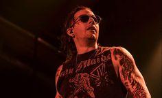 M. Shadows - Avenged Sevenfold Metal Hammer Germany's Avenged Sevenfold in Munich