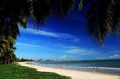 Praia de Cabo Branco - linda foto!