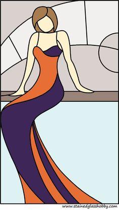 Mermaid panel design 2