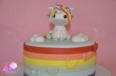 unicorn einhorn birthday cake kids Cake Kids, Toy Chest, Cupcake Cakes, Unicorn, Birthday Cake, Toys, Desserts, Decor, Other
