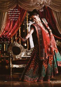 Truly #indian! #saree