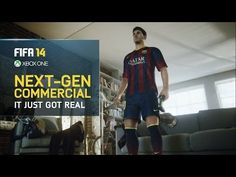 FIFA 14 TV Commercial - Next-Gen Lionel Messi