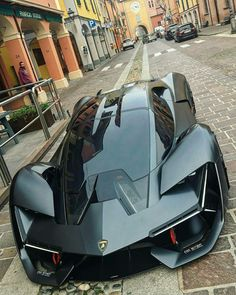 the bar and set yourself some new challenges. Lamborghini Terzo Millennio Raise the bar and set yourself some new challenges. Lamborghini Terzo Millennio - -Raise the bar and set yourself some new challenges. Luxury Sports Cars, Top Luxury Cars, Exotic Sports Cars, Cool Sports Cars, Exotic Cars, Cool Cars, Luxury Auto, Super Sport Cars, Lamborghini Auto