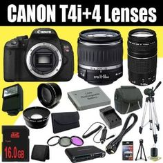 85mm f//1.8 /& EF-S 55-250mm f//4.0-5.6 IS DSLR Lenses CPL EF 50mm f//1.4 75-300mm f//4-5.6 Opteka 58mm High Definition/² Professional 5 Piece Filter Kit includes UV FL ND4 and 10x Macro Lens for Canon EOS EF-S 18-55mm f//3.5-5.6 IS