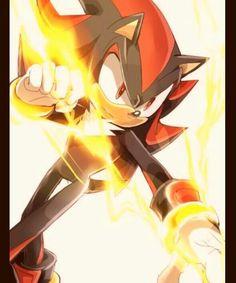 Shadow The sexy hedgehog!♡♡♡♡♡ ♥.♥