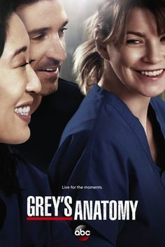 Grey's Anatomy (2005– ) - Stars: Ellen Pompeo, Justin Chambers, Chandra Wilson.- A drama centered on the personal and professional lives of five surgical interns and their supervisors. - DRAMA / ROMANCE