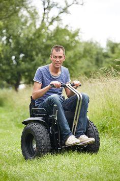 Sitting Bull Electric Wheelchair Segway X2SE 2014