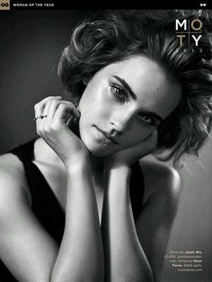 Emma Watson British GQ Oct 2013