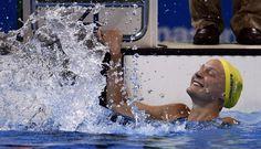 Río 2016: Sarah Sjostrom gana el oro en natación con nuevo récord mundial