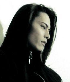 Atsushi Sakurai, lead vocals of Buck-Tick