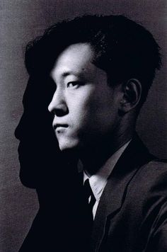 Self-portrait of Japanese photographer 60s, IKKO NARAHARA