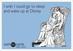 I wish this every night.