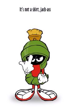 Its not a skirt! ...follow Marvin at http://marvin-martian.weebly.com  #skirt #armor