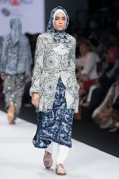JFW 2015 # Indonesia Fashion Forward – Nur Zahra – The Actual Style