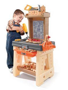 Werkbank Step2: educatief speelgoed voor kinderen op Emob.eu