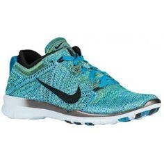 official photos c4588 962f2 Nike Free TR 5 Flyknit - Women s - Training - Shoes - Blue Lagoon Black   Copa Glacier Blue-sku 8785402