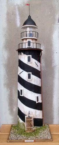 #Lighthouse - #faro capo hatteras   http://www.roanokemyhomesweethome.com