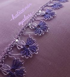 Thread Art, Needle And Thread, Tatting, Crochet Unique, Needle Lace, Crewel Embroidery, Bargello, Sewing Hacks, Sewing Tips