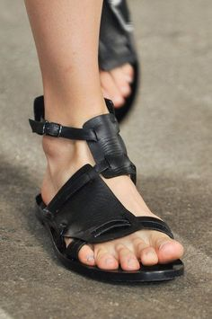 Great sandals.