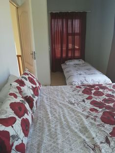 Queen bed and Sleeper coach(if needed) in 1st bedroom upstairs.