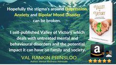 End The Stigma, Bipolar Disorder, Ocd, Mental Illness, True Stories, Disorders, Workplace, Victorious, Behavior