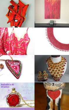 Hot Tamale Reds by Ruby on Etsy--Pinned with TreasuryPin.com