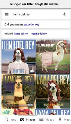 Are we not going to ask about Obama Del Rey?