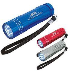 21060  Pocket Aluminum Mini LED Flashlight