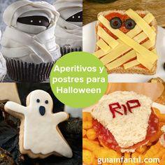 En el menú de tu fiesta de Halloween, que no falten las recetas de aperitivos y postres. http://www.guiainfantil.com/galerias/celebraciones/ideas-de-aperitivos-y-postres-para-los-ninos-en-la-fiesta-de-halloween/