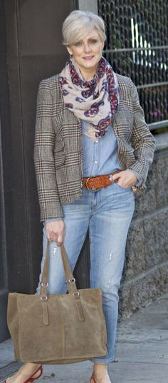 What to Wear at a Certain Age - Blogs & Forums #women'sfashionforover60's