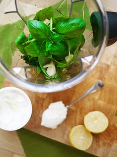 Slimming World Syn Free Pesto Recipe