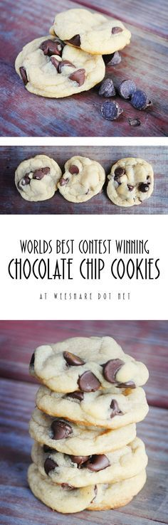 Y'all– I love dessert.  Generally speaking, the more chocolate it contains, the better. That being said, I have a pretty simple favorite treat– chocolate chip cookies.  Not just a…