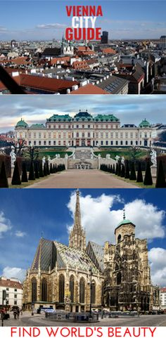 Vienna is without a doubt one of the most beautiful cities in the world and consistently tops liveability rankings. Its unparalleled architectural flair, its world renowned cultural sights and its diverse culinary and musical scenes make the Austrian capital one of the... #austria #city #europe