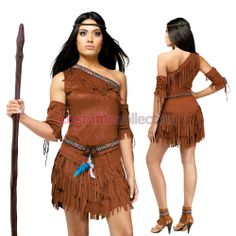 Costume Collection is an online retailer of costumes, fancy dresses and costume accessories. We have Halloween costumes, Oktoberfest outfits, superhero costumes and much more. Indian Attire, Indian Outfits, Wild West Fancy Dress, Wild West Costumes, Indian Headpiece, Warrior Costume, Costume Collection, Costume Shop, Indian Girls