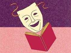 Il premio per la maschera migliore va a quelli che leggono riviste e si definiscono lettori. #Carnevale