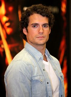 Henry Cavill.... Christian Grey and Gideon Cross all rolled in to one.... oh by the way: he's superman on the side