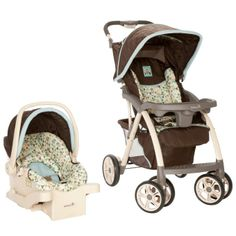 Safety 1st TR259AFWX Baby-Infant Travel Systems