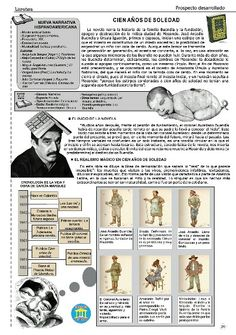 Cien años de soledad Ap Spanish, Spanish Culture, Visible Thinking, Ap Literature, Gabriel Garcia Marquez, Book Study, Film Music Books, Spanish Language, Reading Comprehension