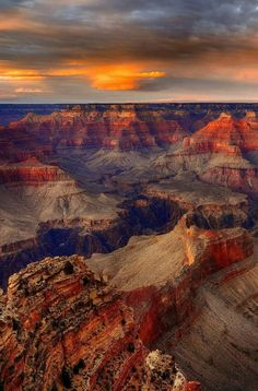 The beautiful Grand Canyon
