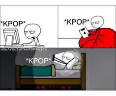 Funny kpop memes It is even more funnier since I always make that kind of face while listening/watching something korean related or not.