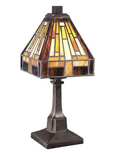18 best small table lamp images on pinterest tiffany lamps table stephen mini accent lamp in vintage bronze aloadofball Gallery
