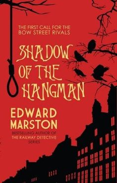 book cover of   Shadow of the Hangman